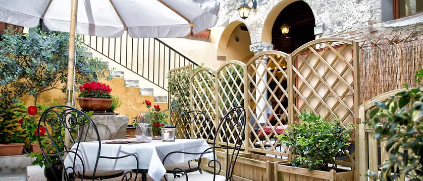 Locanda la Corte, Venice, Italy - terrace.jpg